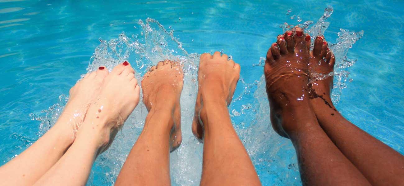 Frauen kennenlernen im schwimmbad